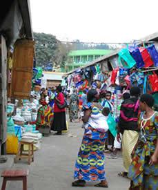 Kigali City <br>& Market Tours